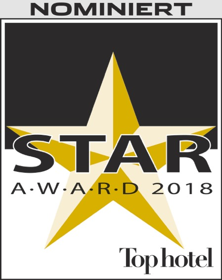 Top hotel Star Award Logo